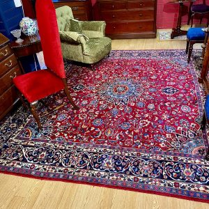 Large Persian carpet