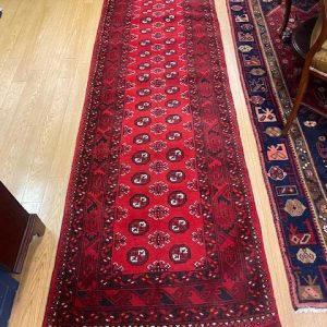 Antique Turkoman Runner